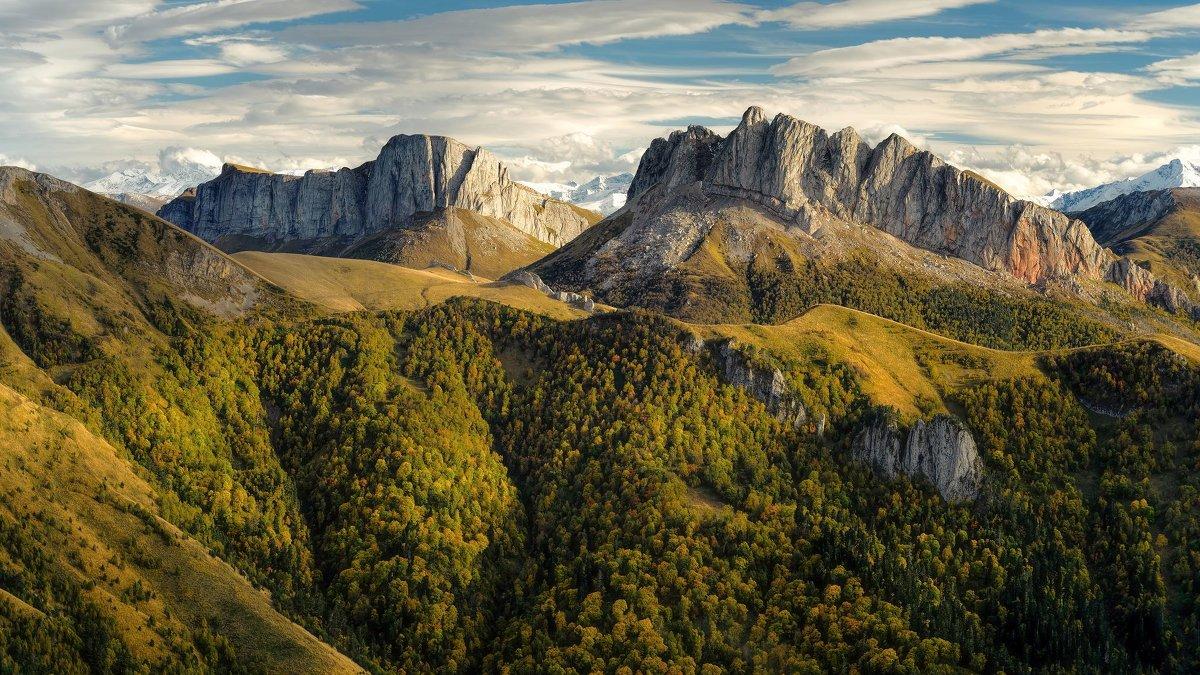 Осень у Чёртовых ворот - Александр Плеханов
