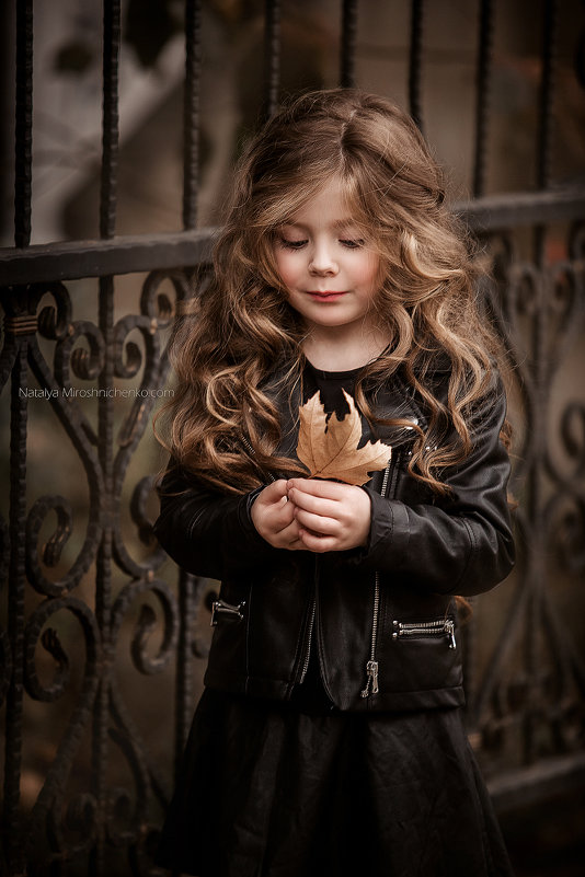 ... листья желтые, скажите, что вам снится... - Наталья Мирошниченко
