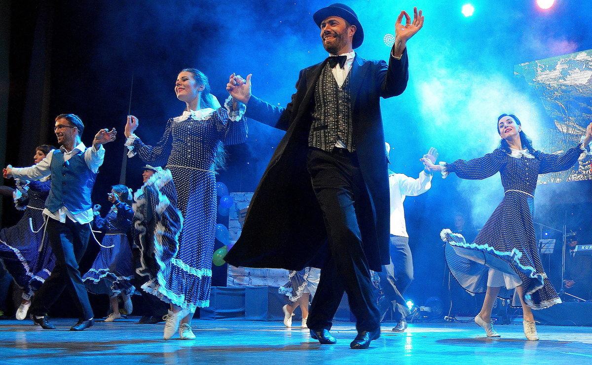 Зажигательный танец - Ростислав