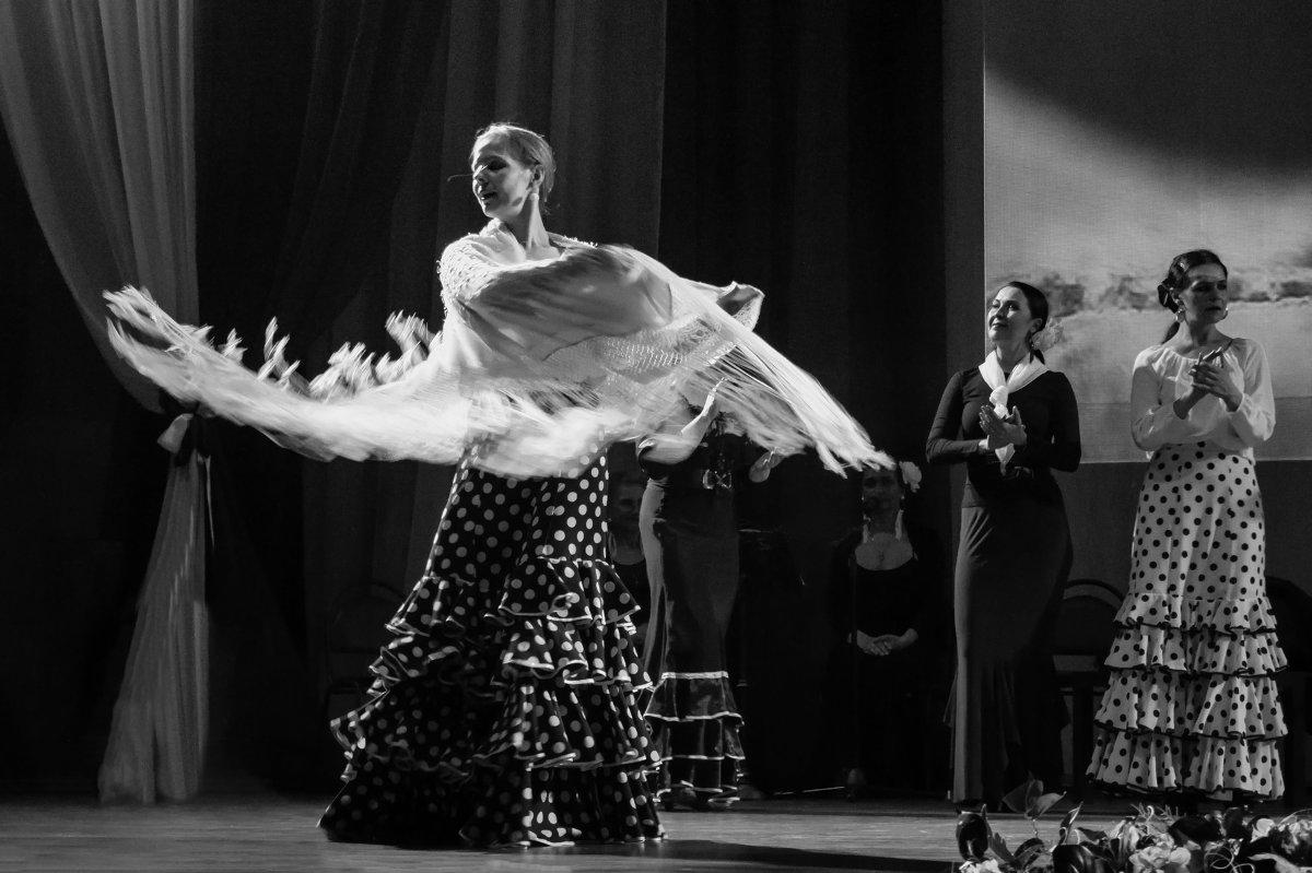 Фламенко - Ольга Лиманская