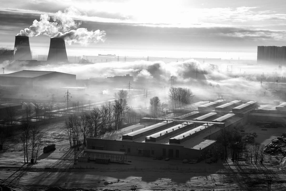 Зимнее утро - Лариса Кирьянова