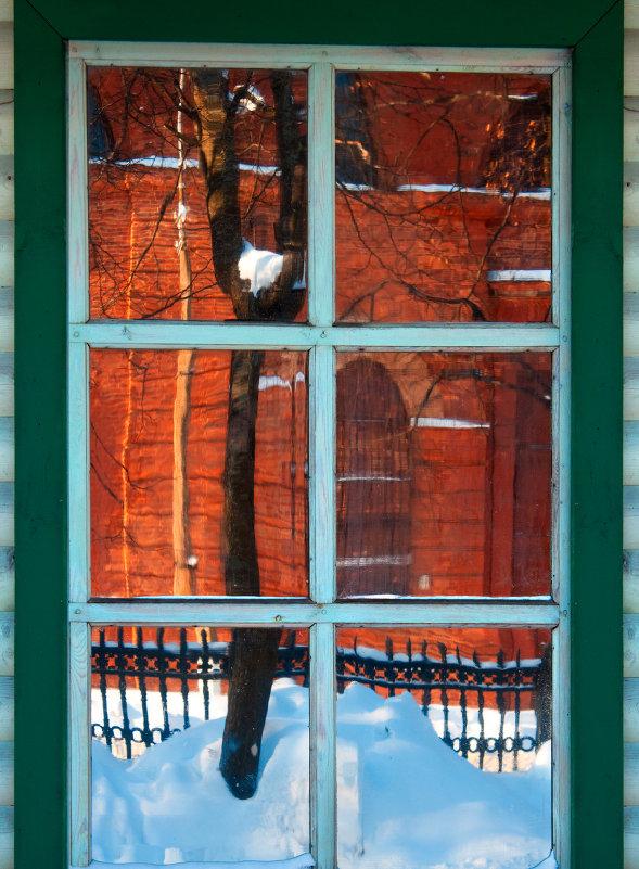 окно - Ирина Гомозова