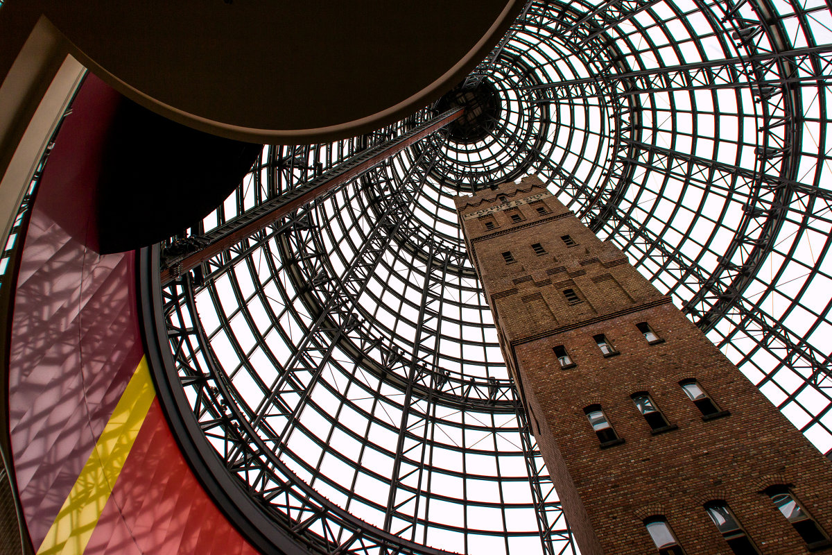 Башня под куполом - Дмитрий Горлов