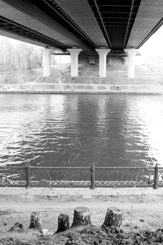 Под мостом - Lena Zalesska