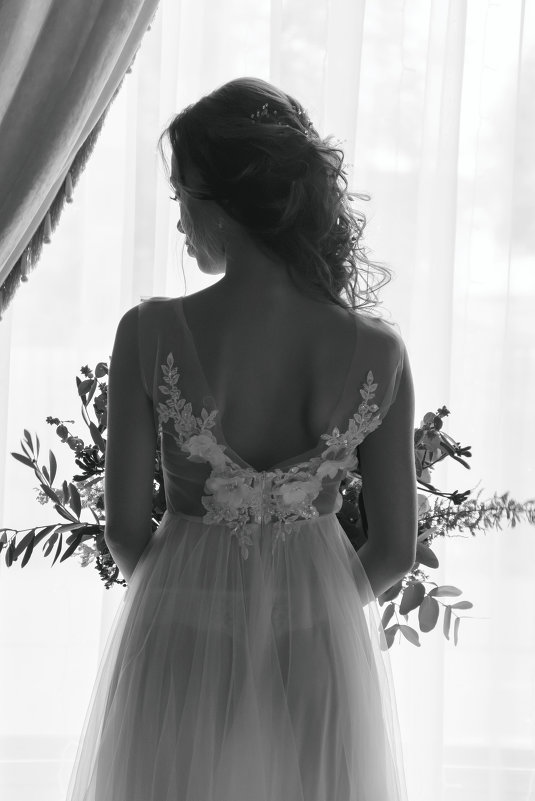 Утро невесты... волнительное ожидание - Юлия Сапрыкина