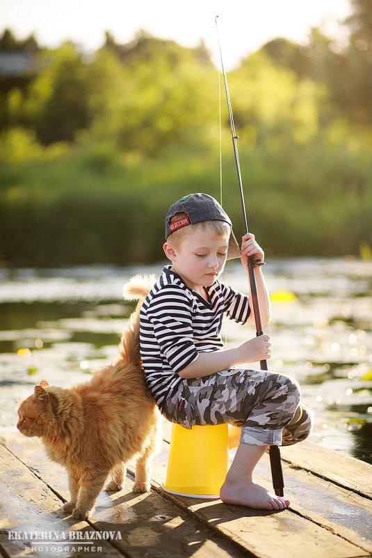Печаль рыбака - Екатерина Бражнова
