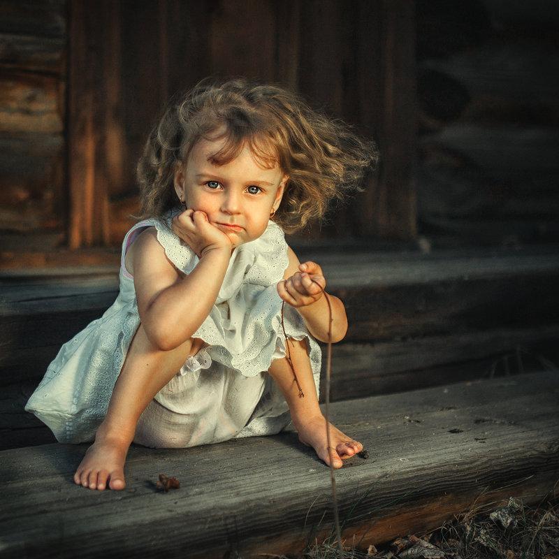 Детство в деревне - Юрий Кащенко
