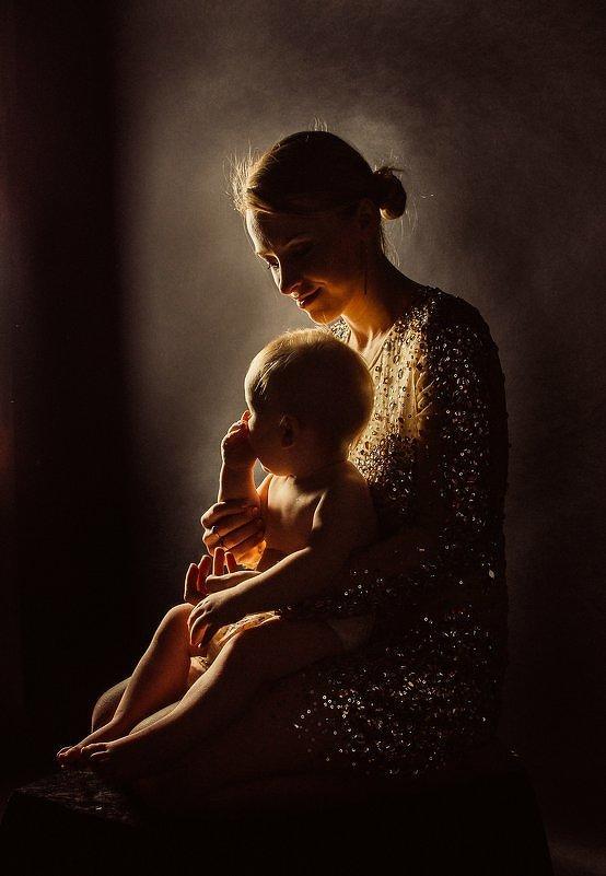 Материнская любовьудалитьредактировать - Ольга Левошкина