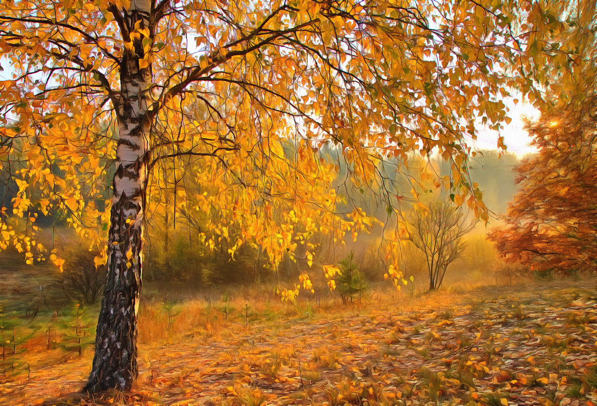 Осень, осень... - Юрий Спасенников