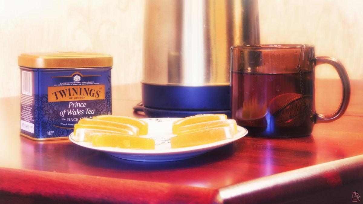 Утренний чай - Валерий Вождаев