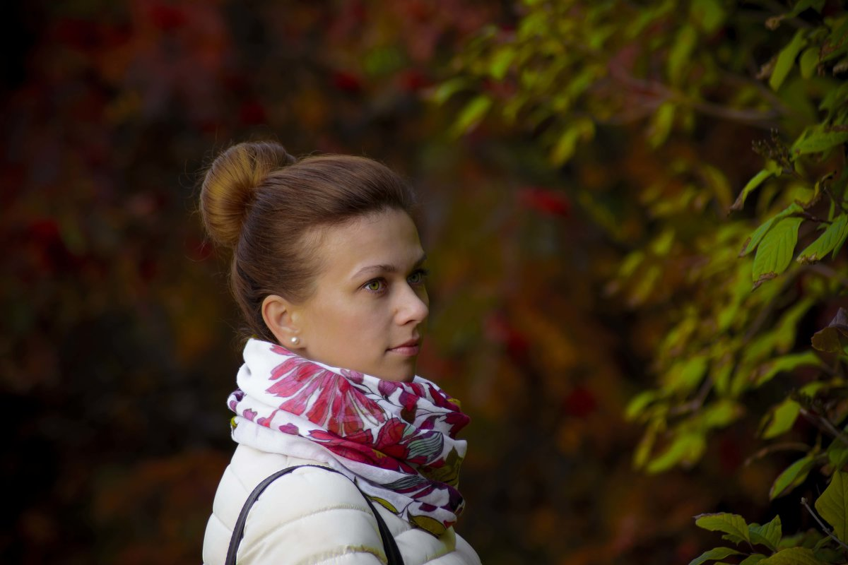 Мисс Осень - Ольга