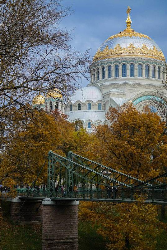 Солнечный день в дождливом Кронштадте - Евгения Кирильченко