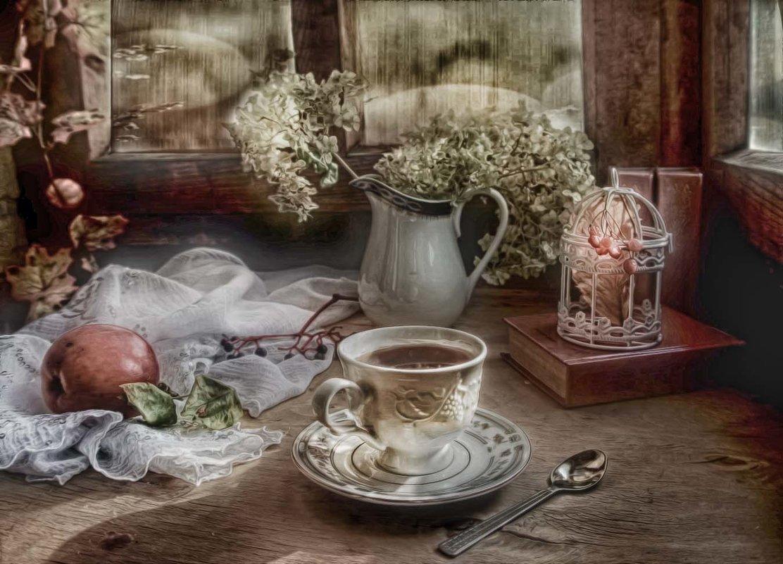 Осеннее доброе утро - Aioneza (Алена) Московская