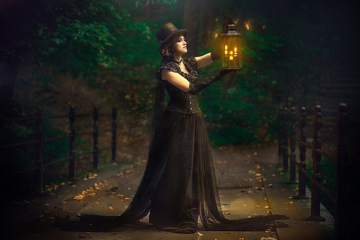 Волшебный фонарь - Виктор Седов