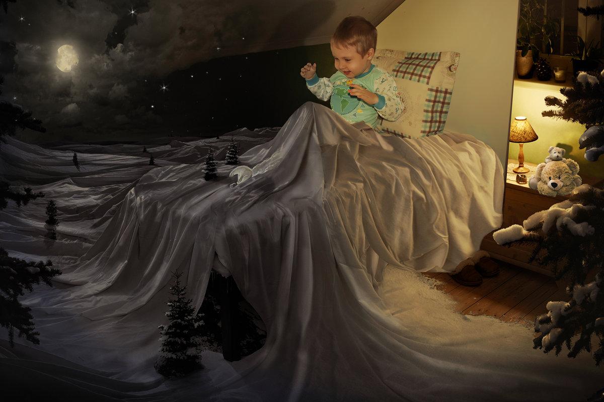 вечером в детской - Наталья Литвинчук