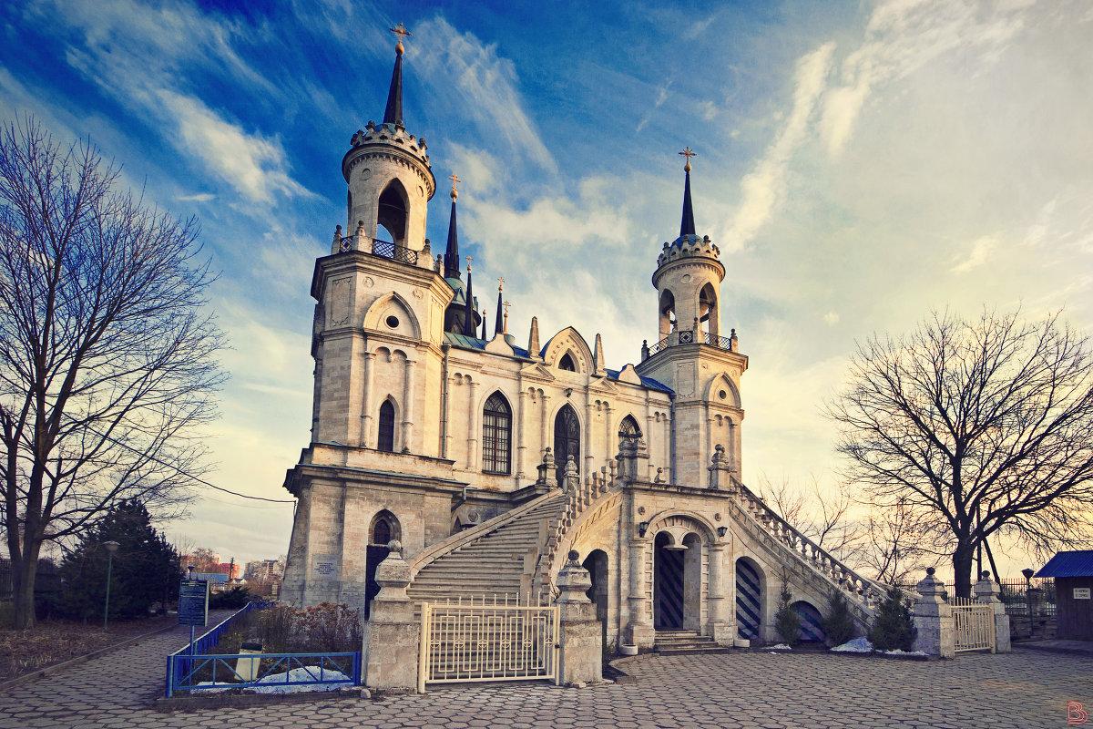 Церковь (январь, 2018) - Валерий Вождаев
