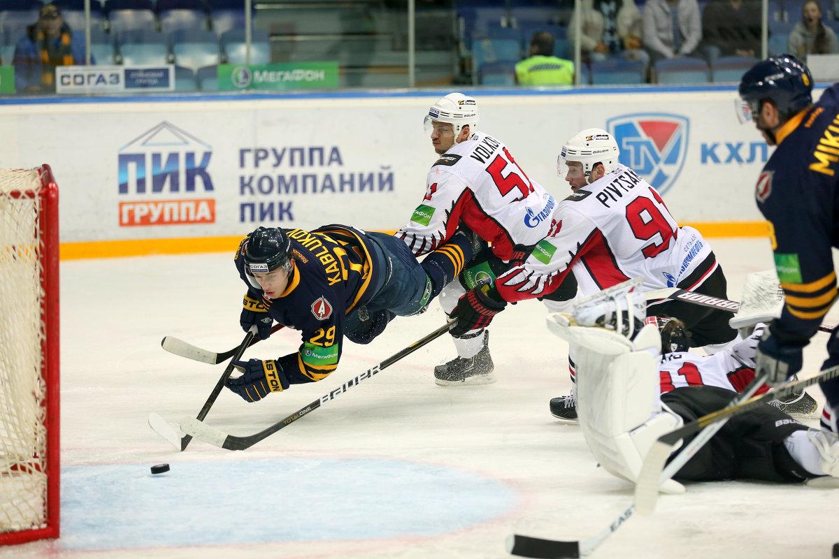 Гол забит в полёте - Aleksey III