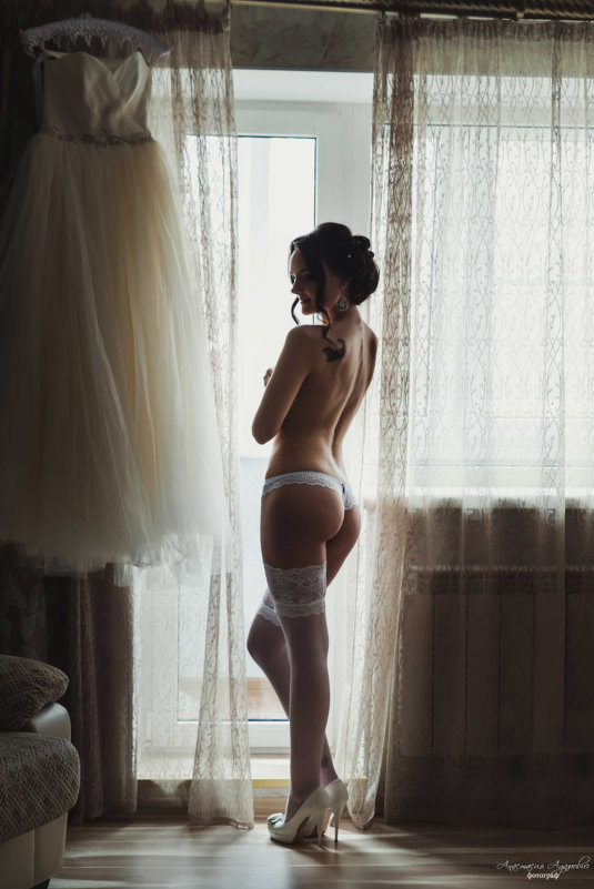 Утро невесты Яны - Анастасия Адамович