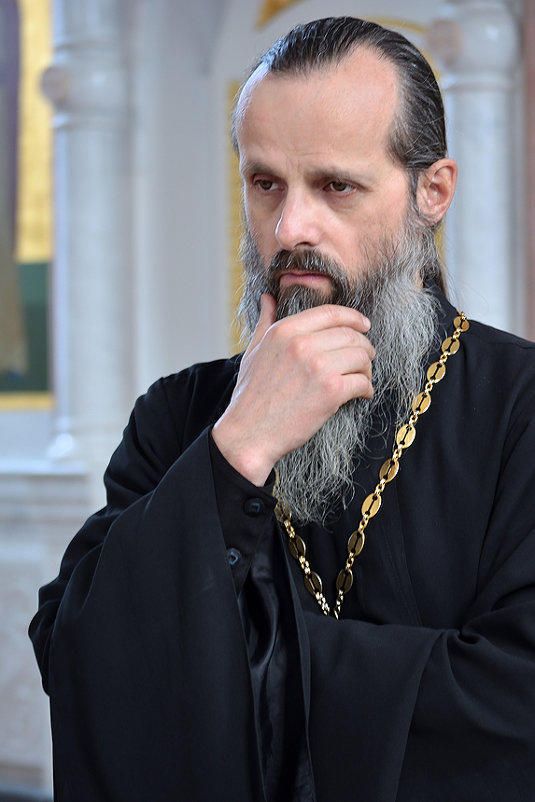 Отец Александр - Дмитрий Печенкин