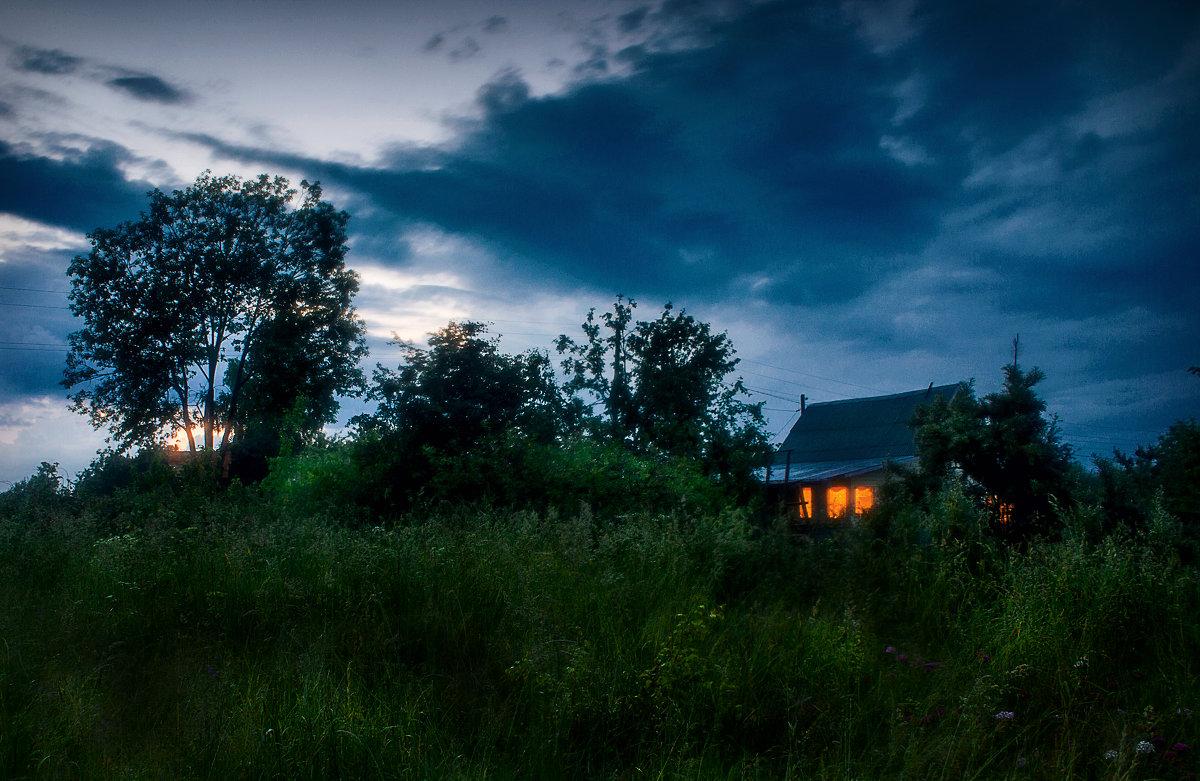 Домик в деревне - Владимир Голиков