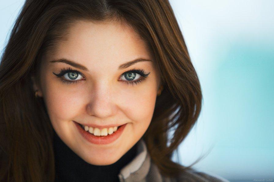 красивые милые лица девушек фото