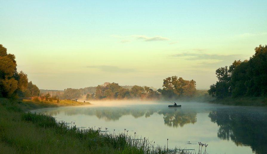 рыбалка во мценском районе орловской области