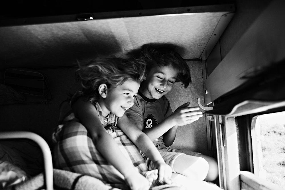 радостные дети - Елена Галицкая