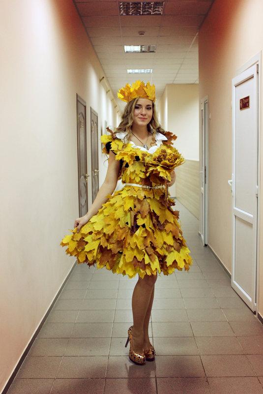 Платье для конкурса мисс осень 37