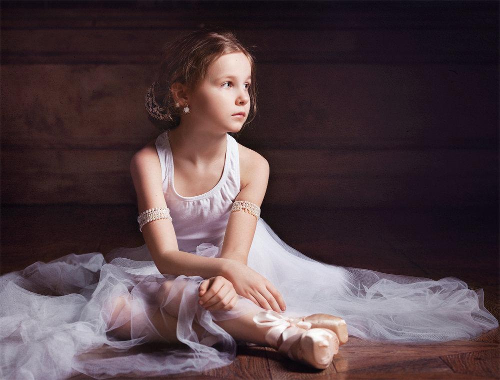 Маленькая балерина - Alina Lankina