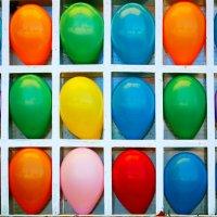 Воздушные шарики :: Сергей Сулоев