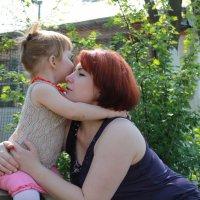 Сердце матери - неиссякаемый источник чудес... :: Тамара Руденко