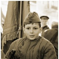 Сын полка :: Андрей Бабан