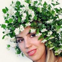Когда весна в голове- результат на лицо!:))) :: Светлана Цебринская