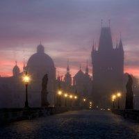 Сиреневый восход :: Надежда Кондратьева