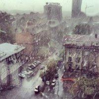 Мокрый день :: Анастасия Ткаченко