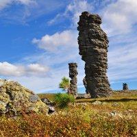 В стране каменных идолов :: Денис Нечаев