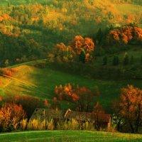 Осенние краски Италии :: Евгений Молодцов