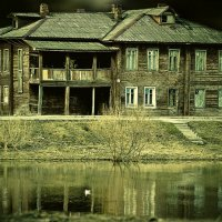Одинокий дом :: Наталья Мунцева