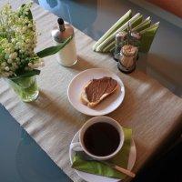 Весенний завтрак. :: Юлия Ха