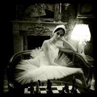 Балерина :: Татьяна Грицаева