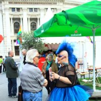 Гей парад в Вене :: Ольга Желобова