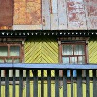 Ржавая крыша. :: Александра Черникова