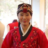 Национальная корейская одежда :: Анастасия Денисова
