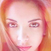 Очаровательная девушка :: Артём Никитин