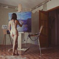 Рисуем :: Adam Sagdiev