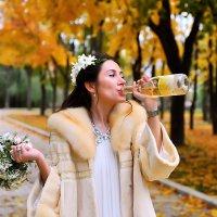 Сбежавшая невеста :: Серега Богомоленков