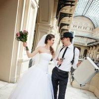 Ганста свадьба :: Евгений Колесник