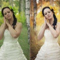 Невеста :: Ольга Никитина