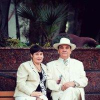 Стильная пара. :: Светлана Кудинова