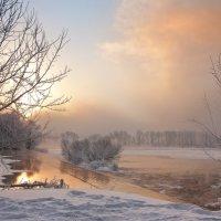 Серебро и Золото рассвета - 1 :: Светлана Морсина